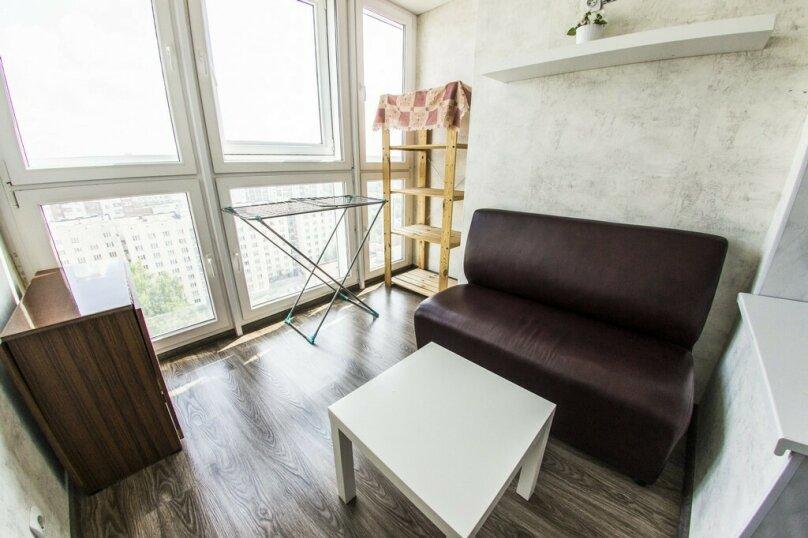1-комн. квартира, 39 кв.м. на 4 человека, улица Мингажева, 140, Уфа - Фотография 14