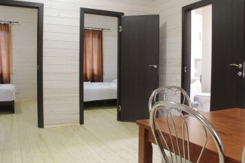 Коттедж с 2 спальнями А, 65 кв.м. на 4 человека, 2 спальни, Журавлево, 1, Заокский - Фотография 3