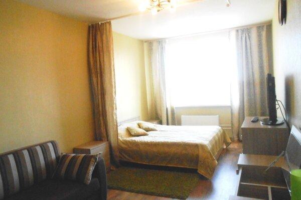 1-комн. квартира, 42 кв.м. на 4 человека, улица Островского, 20А, Пушкино - Фотография 1