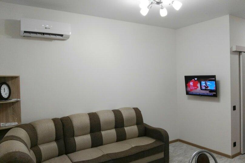 2-комн. квартира, 35 кв.м. на 4 человека, Ружейная улица, 45, Адлер - Фотография 12