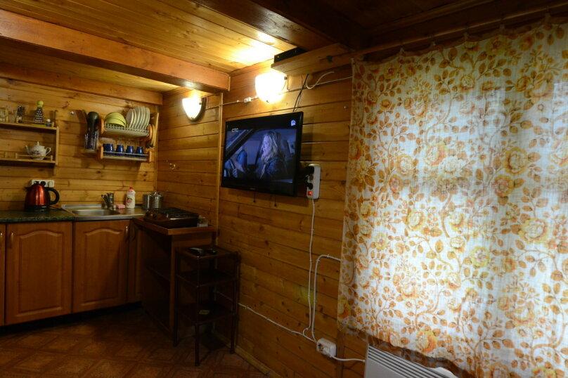 Селигер - коттедж №2, 50 кв.м. на 5 человек, 2 спальни, п. Никола-Рожок, ул. Лесная, 11, Осташков - Фотография 7