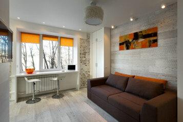 1-комн. квартира, 40 кв.м. на 2 человека, улица Островского, Ульяновск - Фотография 1