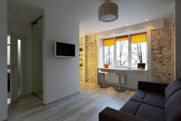 1-комн. квартира, 40 кв.м. на 2 человека, улица Островского, Ульяновск - Фотография 4