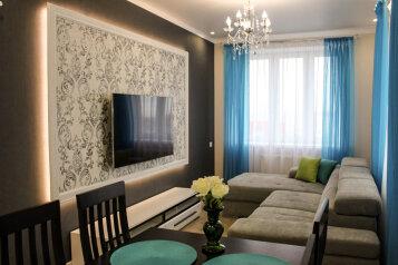 2-комн. квартира, 50 кв.м. на 4 человека, Буинский переулок, Ульяновск - Фотография 1