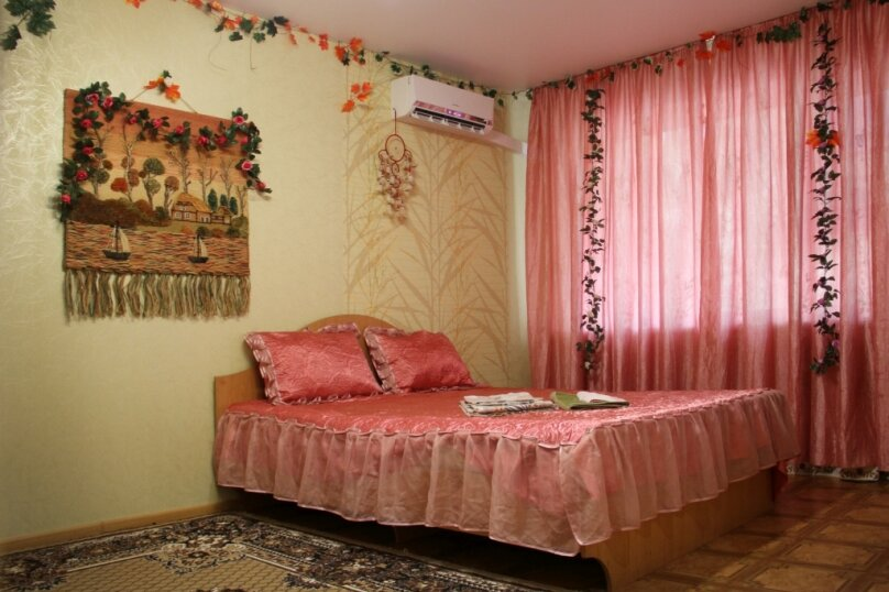 1-комн. квартира, 32 кв.м. на 3 человека, улица Комсомольская Набережная, 17, Астрахань - Фотография 5