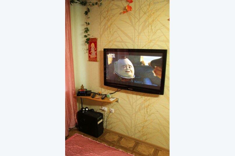 1-комн. квартира, 32 кв.м. на 3 человека, улица Комсомольская Набережная, 17, Астрахань - Фотография 11