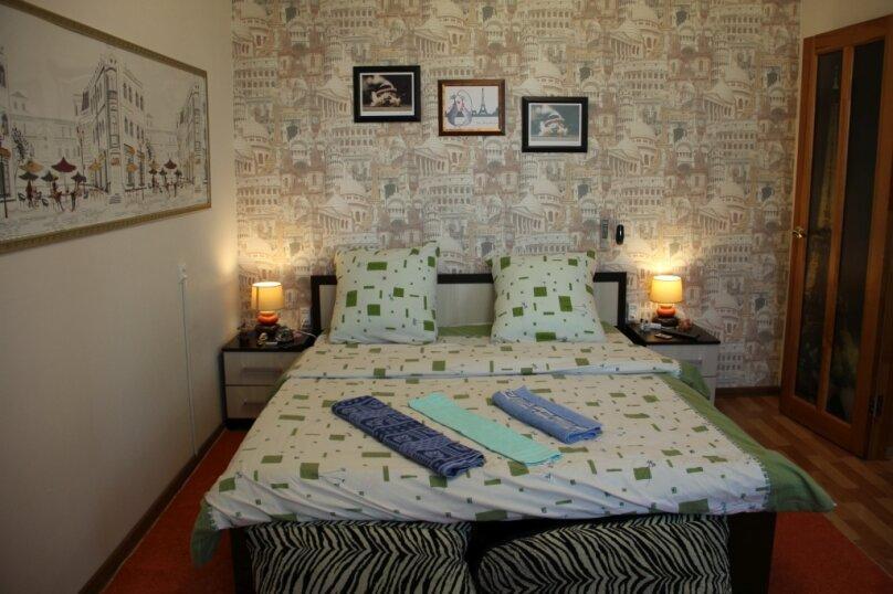 1-комн. квартира, 30 кв.м. на 3 человека, улица Николая Островского, 115, Астрахань - Фотография 6