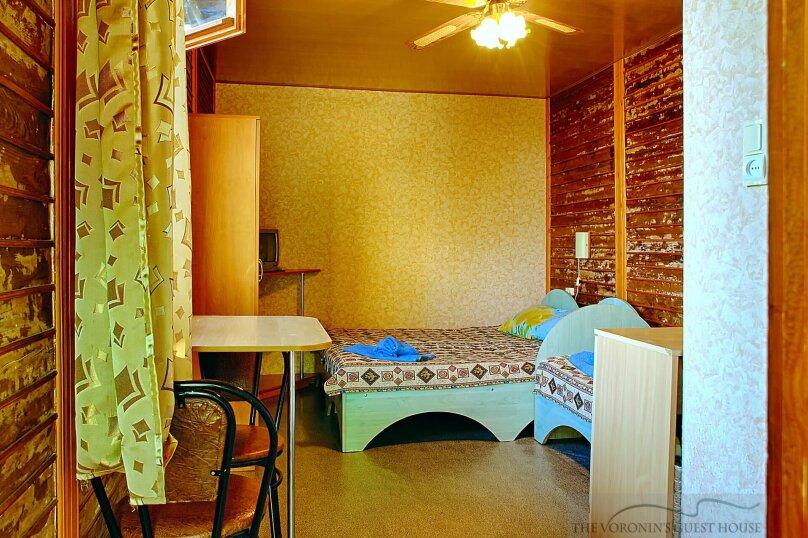 Трехместный домик , Лесная улица, 4 а, Гаспра - Фотография 1