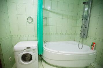 2-комн. квартира, 56 кв.м. на 4 человека, улица Радищева, Курск - Фотография 3