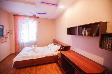 2-комн. квартира, 56 кв.м. на 4 человека, улица Радищева, Курск - Фотография 4