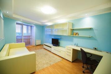 3-комн. квартира, 85 кв.м. на 6 человек, Советская улица, Курск - Фотография 1