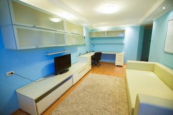 3-комн. квартира, 85 кв.м. на 6 человек, Советская улица, Курск - Фотография 2