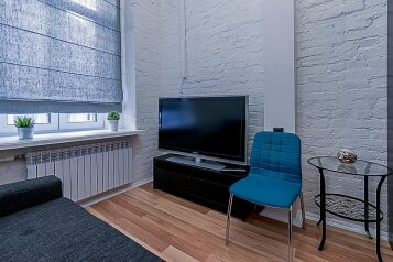1-комн. квартира, 14 кв.м. на 4 человека, проспект Добролюбова, 25, Санкт-Петербург - Фотография 2