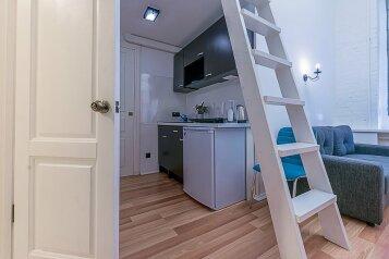 1-комн. квартира, 14 кв.м. на 4 человека, проспект Добролюбова, 25, Санкт-Петербург - Фотография 3