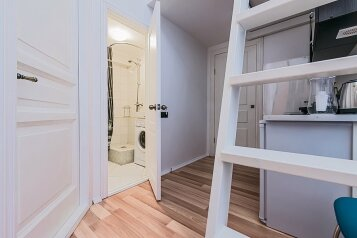1-комн. квартира, 14 кв.м. на 4 человека, проспект Добролюбова, 25, Санкт-Петербург - Фотография 4