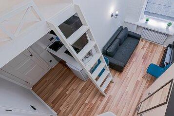 1-комн. квартира, 14 кв.м. на 4 человека, проспект Добролюбова, 25, Санкт-Петербург - Фотография 1