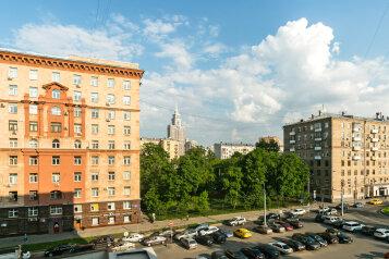 3-комн. квартира, 61 кв.м. на 8 человек, Ленинградский проспект, 77к1, Москва - Фотография 2