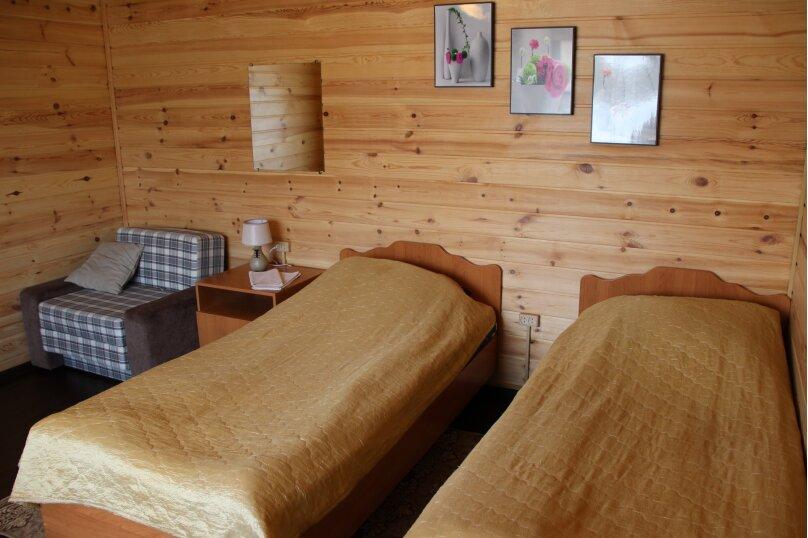 Отдельная комната, пер. Песчаный, 8, Манжерок - Фотография 1