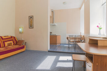 2-комн. квартира, 50 кв.м. на 5 человек, Захарьевская улица, Санкт-Петербург - Фотография 4