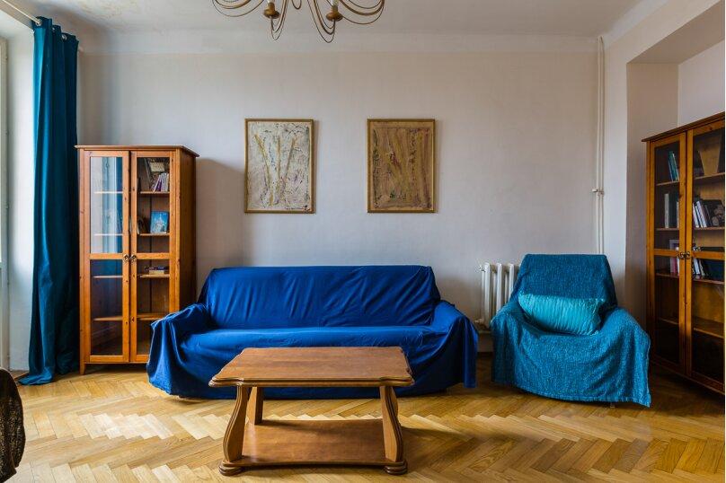 4-комн. квартира, 91 кв.м. на 8 человек, Кронверкский проспект, 45, Санкт-Петербург - Фотография 3