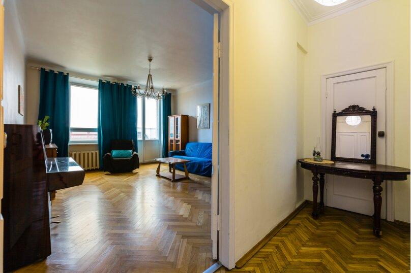 4-комн. квартира, 91 кв.м. на 8 человек, Кронверкский проспект, 45, Санкт-Петербург - Фотография 7