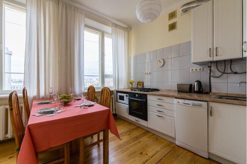 4-комн. квартира, 91 кв.м. на 8 человек, Кронверкский проспект, 45, Санкт-Петербург - Фотография 9