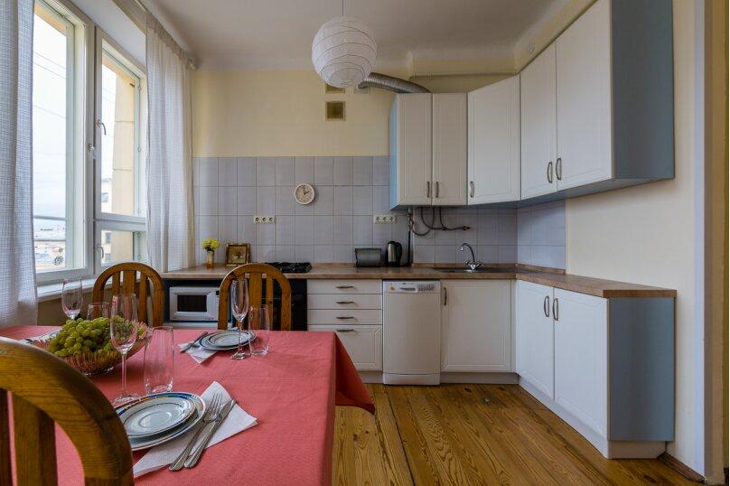 4-комн. квартира, 91 кв.м. на 8 человек, Кронверкский проспект, 45, Санкт-Петербург - Фотография 10
