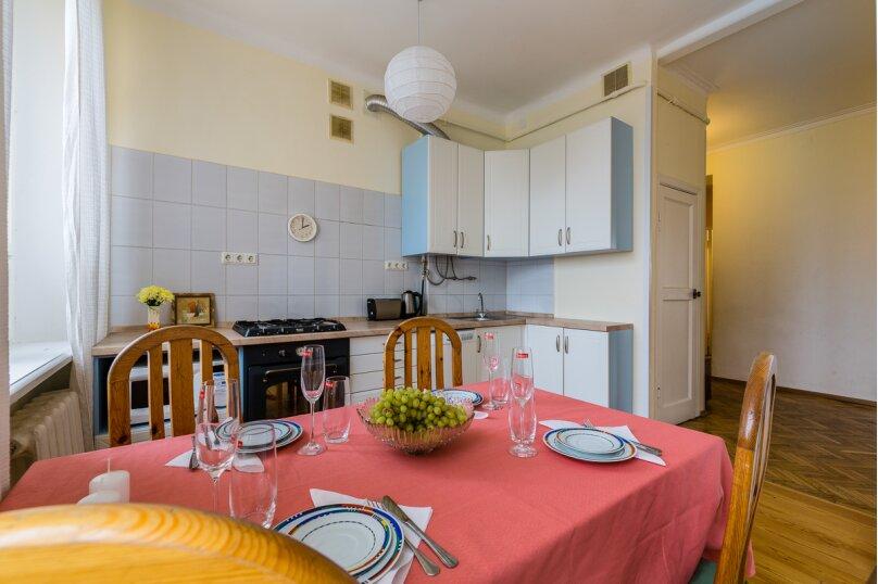 4-комн. квартира, 91 кв.м. на 8 человек, Кронверкский проспект, 45, Санкт-Петербург - Фотография 11