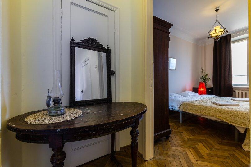 4-комн. квартира, 91 кв.м. на 8 человек, Кронверкский проспект, 45, Санкт-Петербург - Фотография 14
