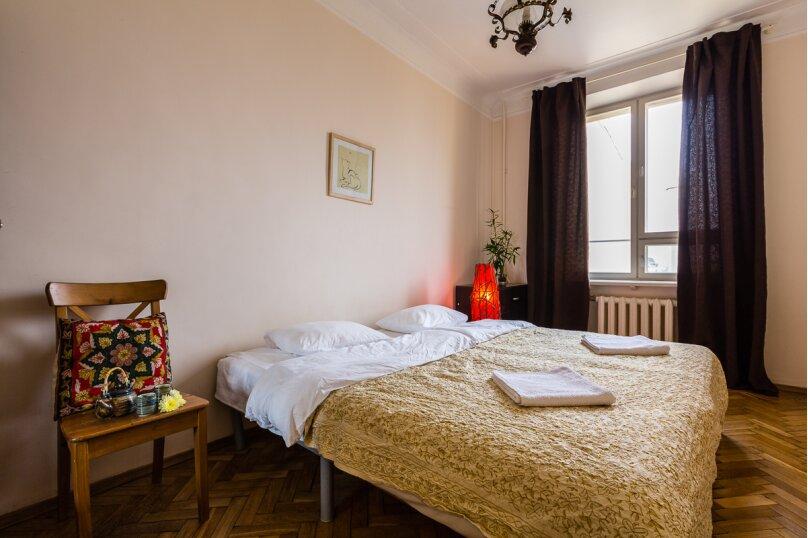 4-комн. квартира, 91 кв.м. на 8 человек, Кронверкский проспект, 45, Санкт-Петербург - Фотография 15