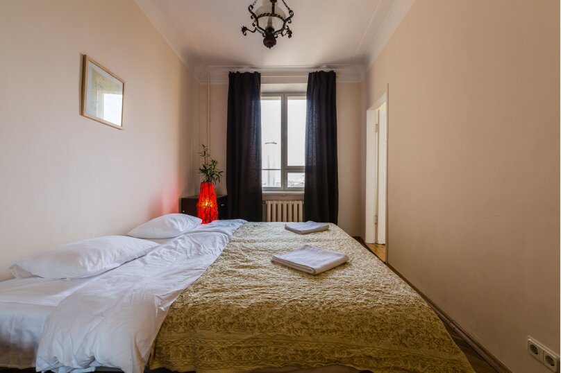 4-комн. квартира, 91 кв.м. на 8 человек, Кронверкский проспект, 45, Санкт-Петербург - Фотография 18