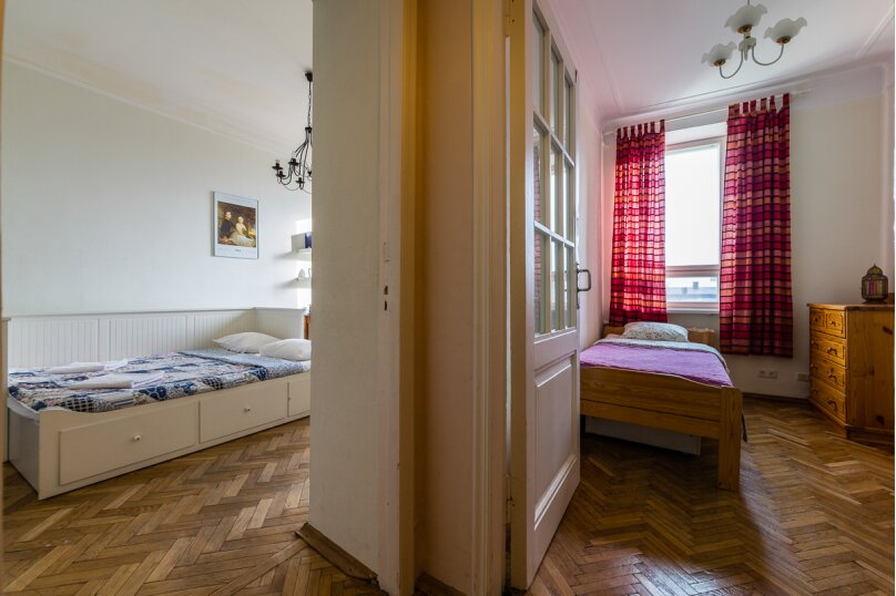 4-комн. квартира, 91 кв.м. на 8 человек, Кронверкский проспект, 45, Санкт-Петербург - Фотография 19