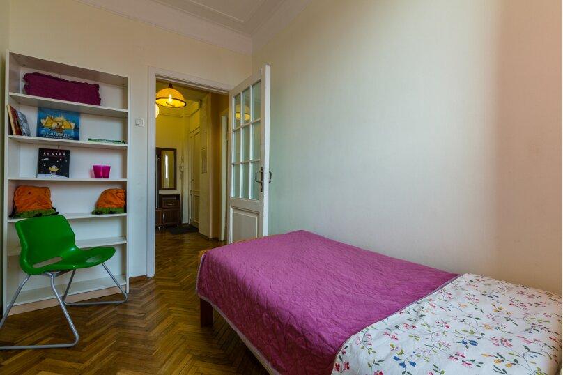 4-комн. квартира, 91 кв.м. на 8 человек, Кронверкский проспект, 45, Санкт-Петербург - Фотография 22
