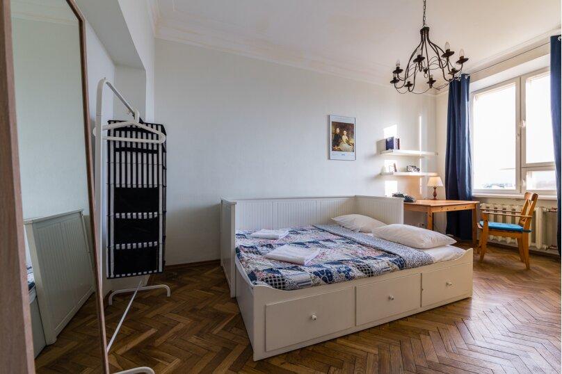 4-комн. квартира, 91 кв.м. на 8 человек, Кронверкский проспект, 45, Санкт-Петербург - Фотография 23