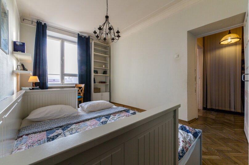 4-комн. квартира, 91 кв.м. на 8 человек, Кронверкский проспект, 45, Санкт-Петербург - Фотография 24