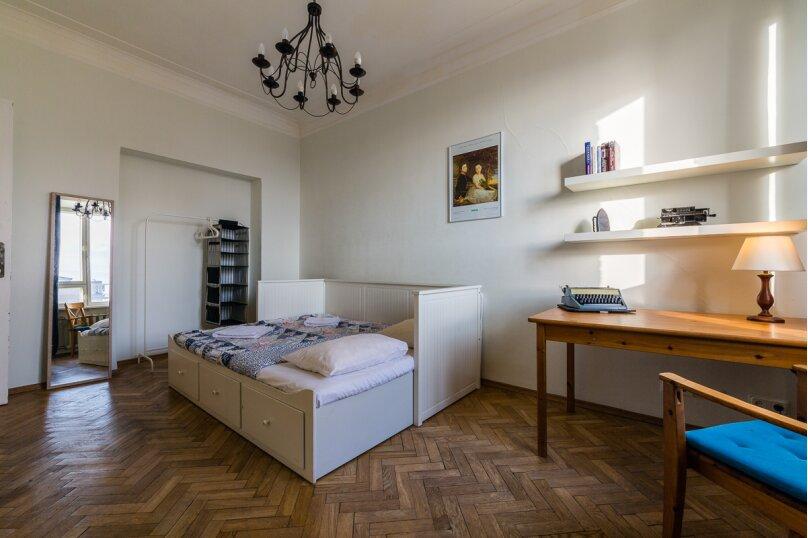 4-комн. квартира, 91 кв.м. на 8 человек, Кронверкский проспект, 45, Санкт-Петербург - Фотография 25