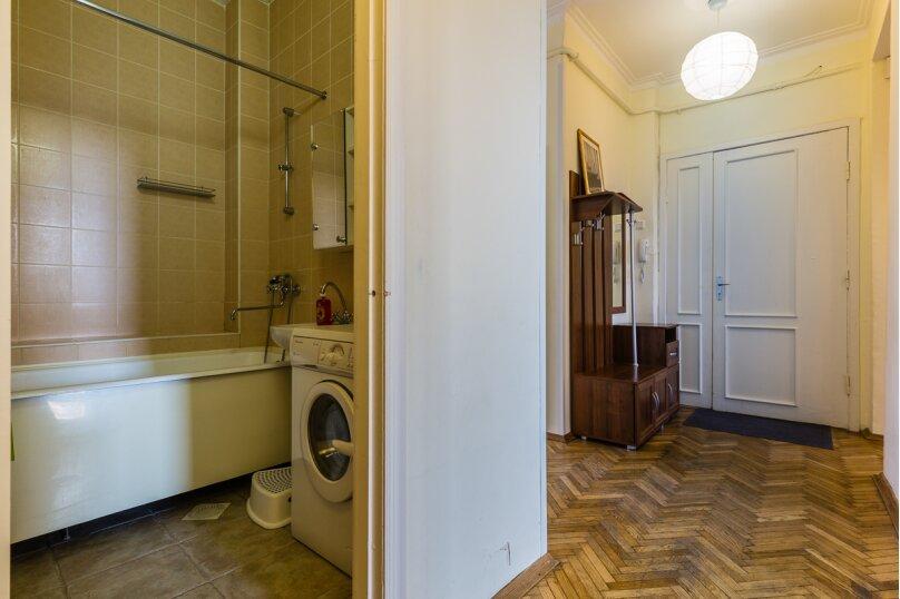 4-комн. квартира, 91 кв.м. на 8 человек, Кронверкский проспект, 45, Санкт-Петербург - Фотография 26