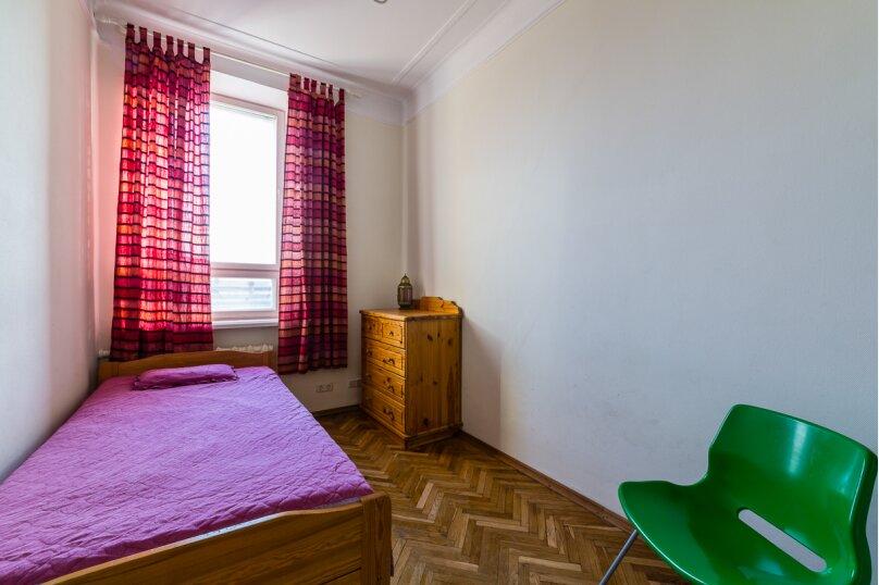 4-комн. квартира, 91 кв.м. на 8 человек, Кронверкский проспект, 45, Санкт-Петербург - Фотография 29