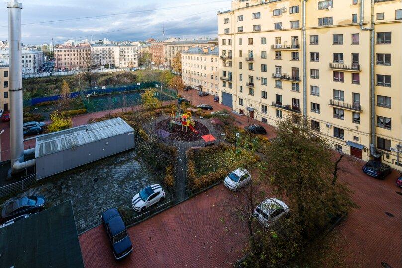 4-комн. квартира, 91 кв.м. на 8 человек, Кронверкский проспект, 45, Санкт-Петербург - Фотография 30