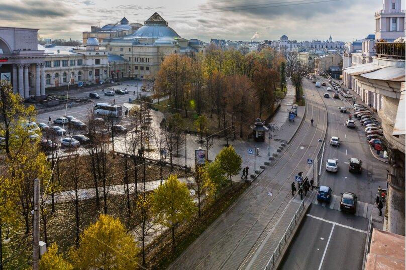 4-комн. квартира, 91 кв.м. на 8 человек, Кронверкский проспект, 45, Санкт-Петербург - Фотография 31