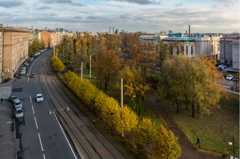 4-комн. квартира, 91 кв.м. на 8 человек, Кронверкский проспект, 45, Санкт-Петербург - Фотография 32