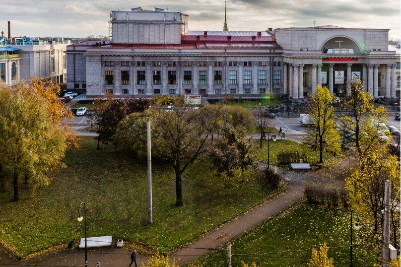 4-комн. квартира, 91 кв.м. на 8 человек, Кронверкский проспект, 45, Санкт-Петербург - Фотография 33