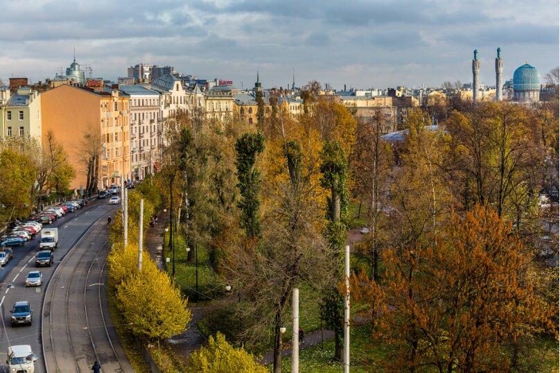 4-комн. квартира, 91 кв.м. на 8 человек, Кронверкский проспект, 45, Санкт-Петербург - Фотография 34