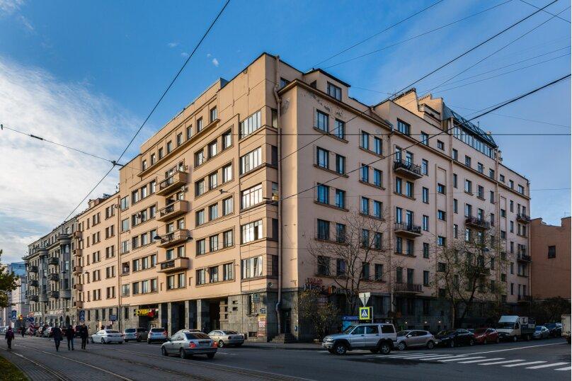 4-комн. квартира, 91 кв.м. на 8 человек, Кронверкский проспект, 45, Санкт-Петербург - Фотография 36