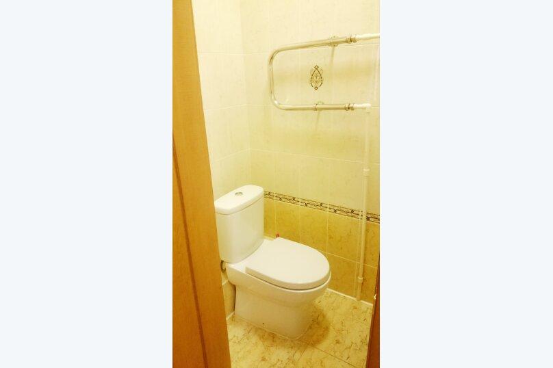 1-комн. квартира, 55 кв.м. на 4 человека, улица Карла Маркса, 42, Казань - Фотография 8