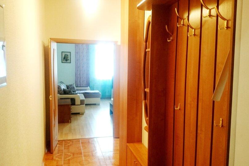 1-комн. квартира, 55 кв.м. на 4 человека, улица Карла Маркса, 42, Казань - Фотография 10
