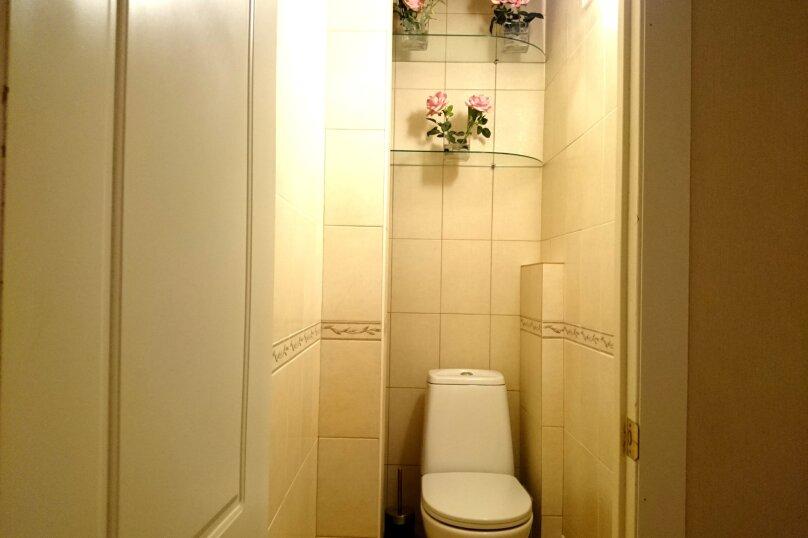 2-комн. квартира, 57 кв.м. на 5 человек, улица Юлиуса Фучика, 91, Казань - Фотография 7