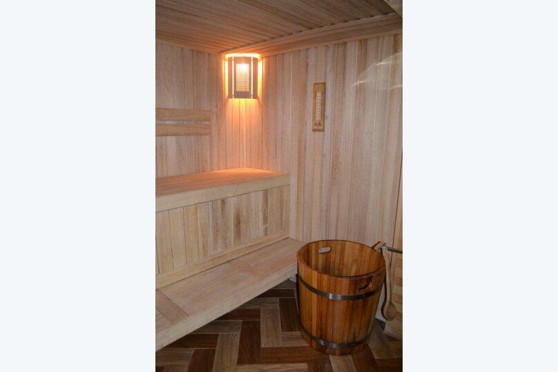 Двухэтажный деревянный сруб, 80 кв.м. на 6 человек, 3 спальни, улица Евпаторийская, 27, село Прибрежное (Евпатория) - Фотография 14