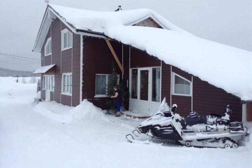 Уютный домик, 48 кв.м. на 8 человек, 3 спальни, Вторая Дачная улица, 629, Шерегеш - Фотография 2