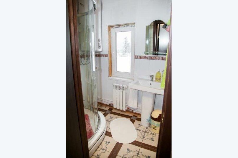 Уютный домик, 48 кв.м. на 8 человек, 3 спальни, Вторая Дачная улица, 629, Шерегеш - Фотография 7